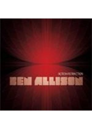 Ben Allison - Action-Refraction (Music CD)