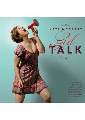Kate McGarry - Girl Talk (Music CD)