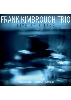 Frank Kimbrough - Live at Kitano (Live Recording) (Music CD)
