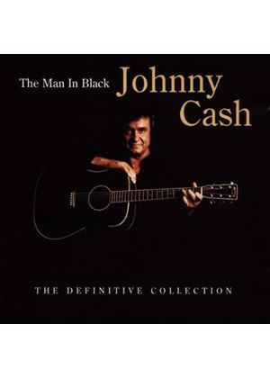 Johnny Cash - The Man In Black (The Definitive Collection) (Music CD)