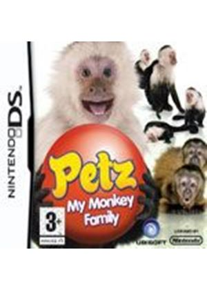 Petz: My Monkey Family (Nintendo DS)
