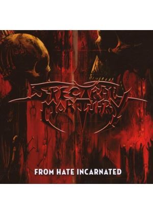 Spectral Mortuary - From Hate Incarnated (Music Cd)