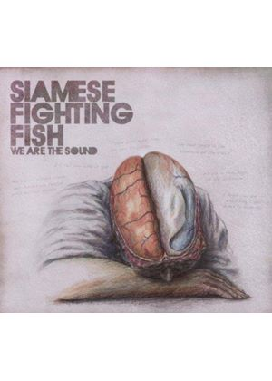 Siamese Fighting Fish - We Are the Sound (Music CD)