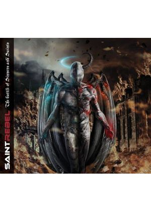 Saint Rebel - Battle of Sinners and Saints (Music CD)