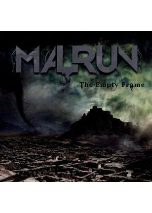 Malrun - Empty Frame (Music CD)