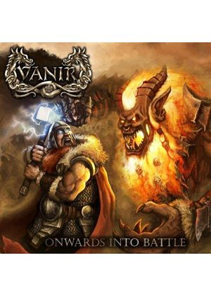 Vanir - Onward Into Battle (Music CD)