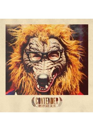 Forever Came Calling - Contender (Music CD)