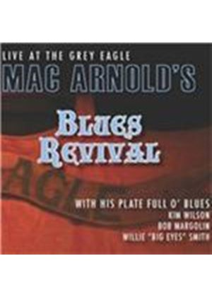 Mac Arnold - Live at the Grey Eagle (Live Recording) (Music CD)