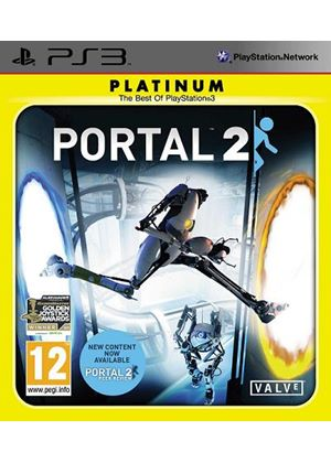 Portal 2 - Platinum (PS3)