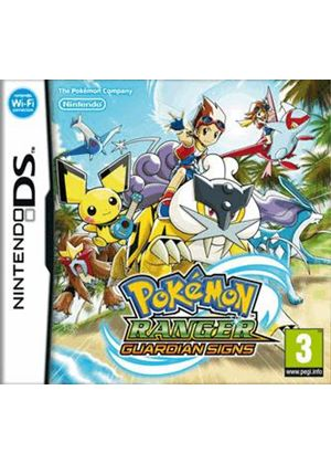 Pokémon Ranger - Guardian Signs (Nintendo DS)