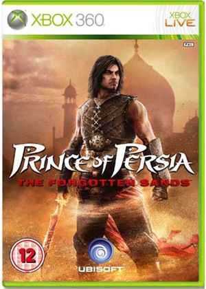 Prince of Persia - The Forgotten Sands (XBox 360)