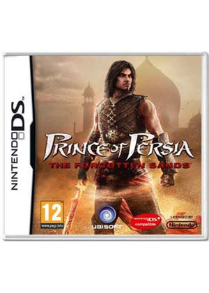 Prince of Persia - The Forgotten Sands (Nintendo DS)