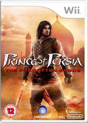 Prince of Persia - The Forgotten Sands (Wii)