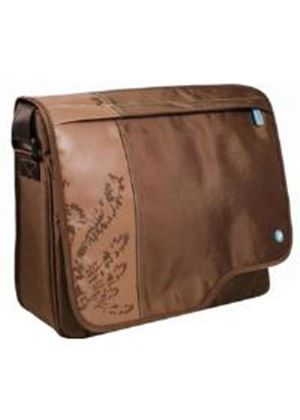 Port Designs Macao Messenger Bag (Brown) for 15.4 inch - 16 inch Notebooks