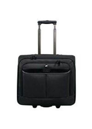 Port Designs Manhattan II Trolley Bag (Black) for 15.6 inch Notebook
