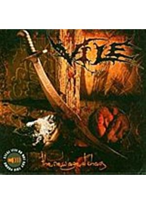 Vile - The New Age Of Chaos (Music CD)
