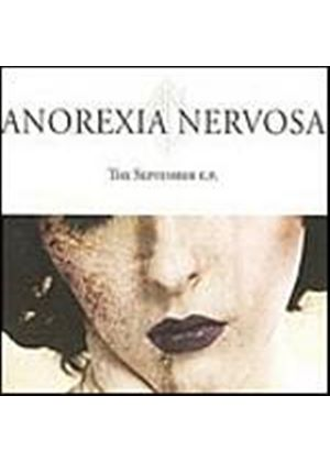 Anorexia Nervosa - The September EP (Music CD)