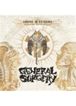 General Surgery - Corpus In Extremis (Analysing Necrocriticism) (Music CD)
