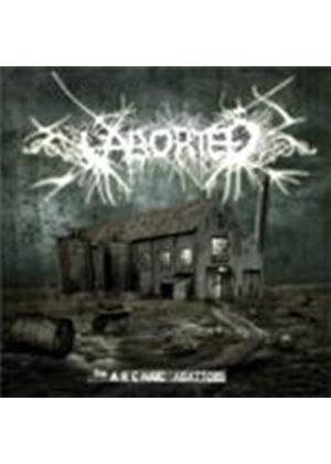 Aborted - Archaic Abattoir, The (Special Edition) [Digipak] [Remastered] (Music CD)
