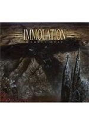 Immolation - Unholy Cult (+DVD)