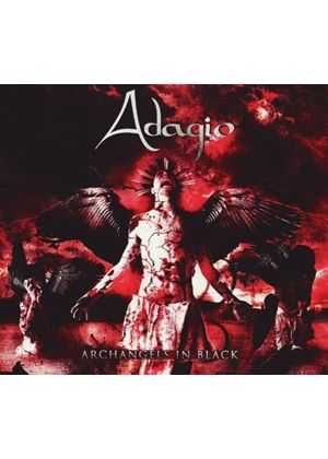 Adagio - Archangels In Black (Special Edition) (Music CD)