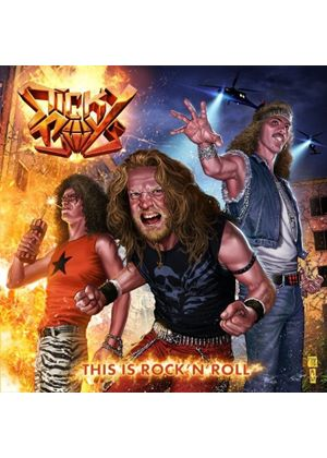 Sticky Boys - This Is Rock 'N' Roll (Music CD)