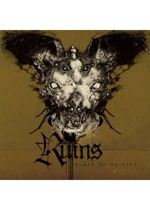 Ruins - Place of No Pity (Music CD)