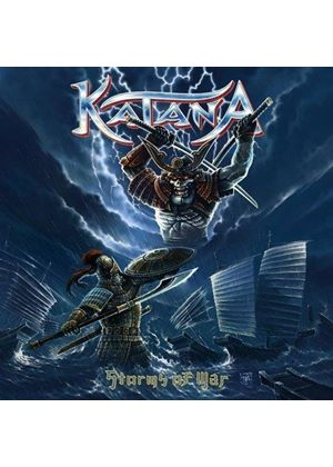 Katana - Storms of War (Music CD)