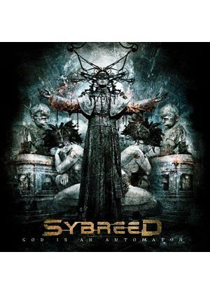 Sybreed - God Is an Automaton (Music CD)