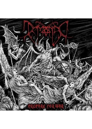Demoniac - Prepare For War (Re-issue) Music CD)