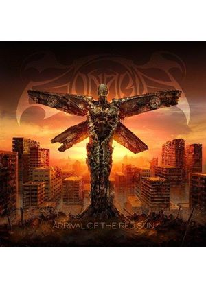 Zonaria - Arrival of the Red Sun (Music CD)