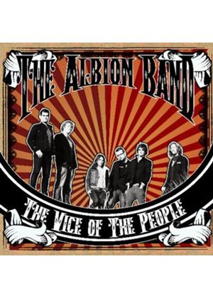 Albion Band (The) - The Vice Of The People (Music CD)