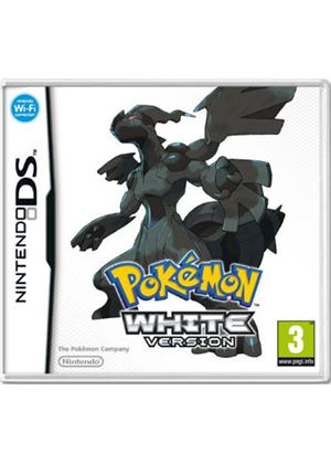 Pokémon - White Version (Nintendo DS)