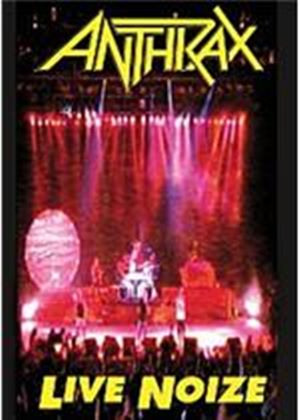 Anthrax - Live Noize