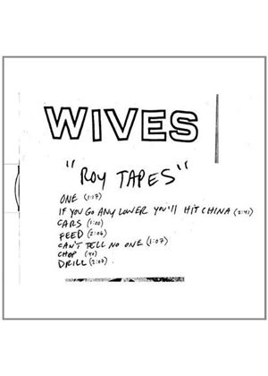 Wives - Roy Tapes (Music CD)