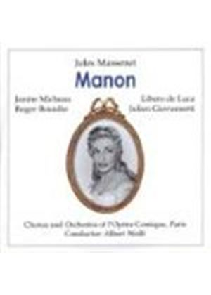 Messenet: Manon