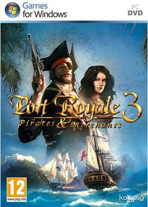 Port Royale 3 Pirates and Merchants (PC DVD)