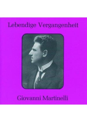 VARIOUS COMPOSERS - Giovanni Martinelli