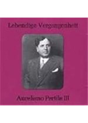 Aureliano Pertile (1885-1952) - III