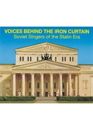 Voices behind the Iron Curtain