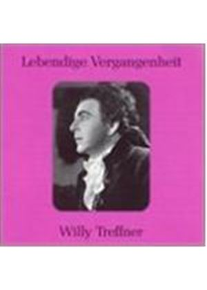 Verdi/Donizetti/Lehar/Dostal - Willy Treffner