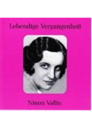 Ninon Vallin sings Arias