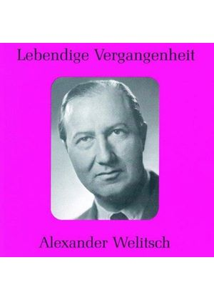 Various Artists - ALEXANDER WELITSCH