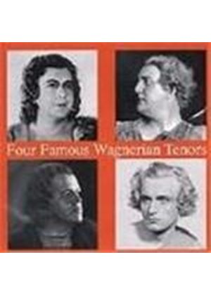 Four Famous Wagnerian Tenors