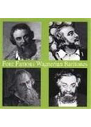 Four Famous Wagnerian Baritones