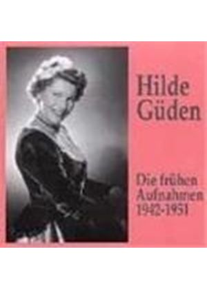 Hilde Guden - Recorded 1942-51