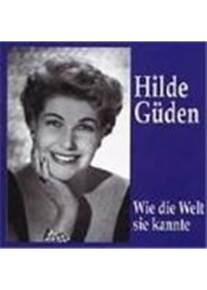 Hilde Gueden - As The World Knew Her
