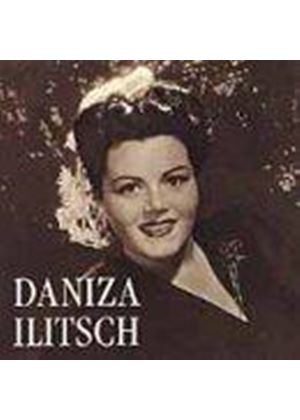 VARIOUS COMPOSERS - Daniza Ilitsch