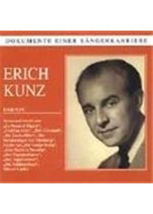 Erich Kunz sings Arias