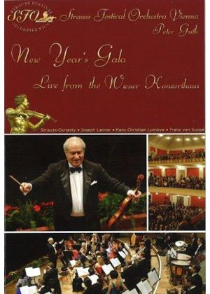 New Year's Gala: Live from the Wiener Konzerthaus (Music CD)